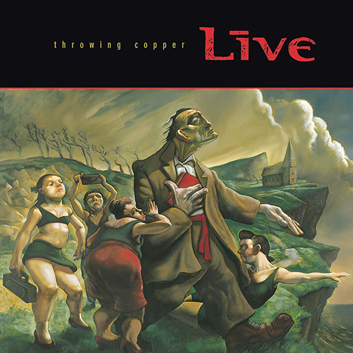 544 Throwing Copper by Live