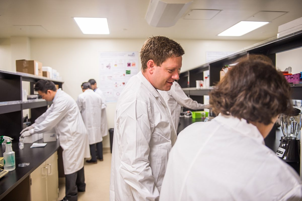 Partnership opportunities at Aspect Biosystems