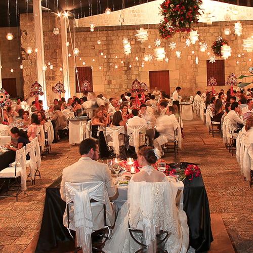 jardin etnobotanico oaxaca wedding boda