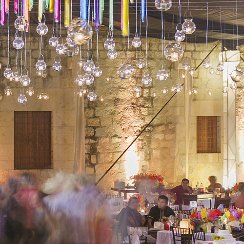 decoration oaxaca wedding boda