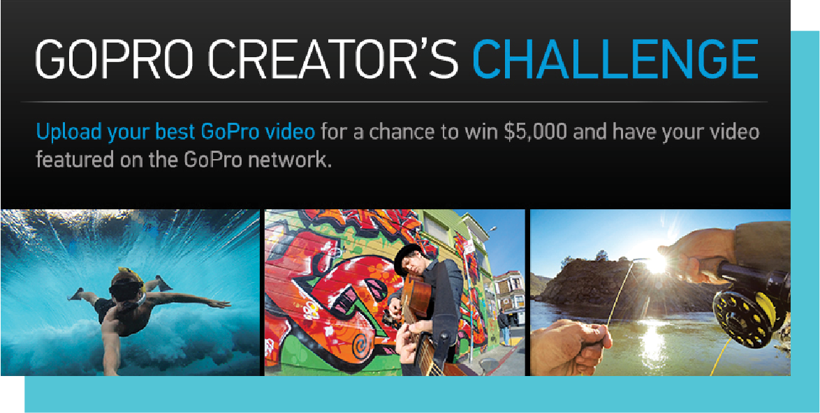 GoPro Challenge