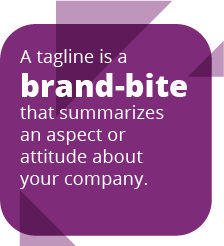 Steps To Writing A Successful Tagline Or Slogan