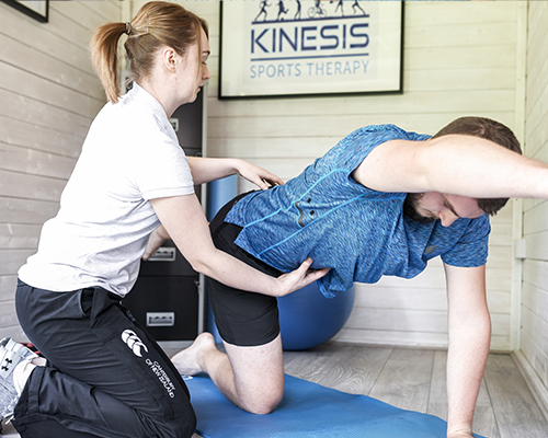 Samantha Griffiths kinesis - Body therapy  image
