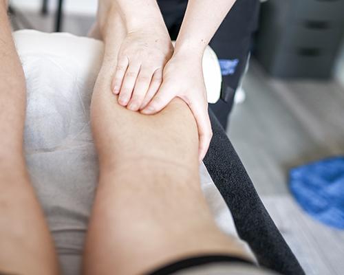 Samantha Griffiths kinesis - Leg Therapy image