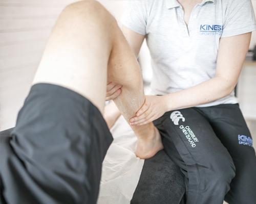 Samantha Griffiths kinesis - Leg image