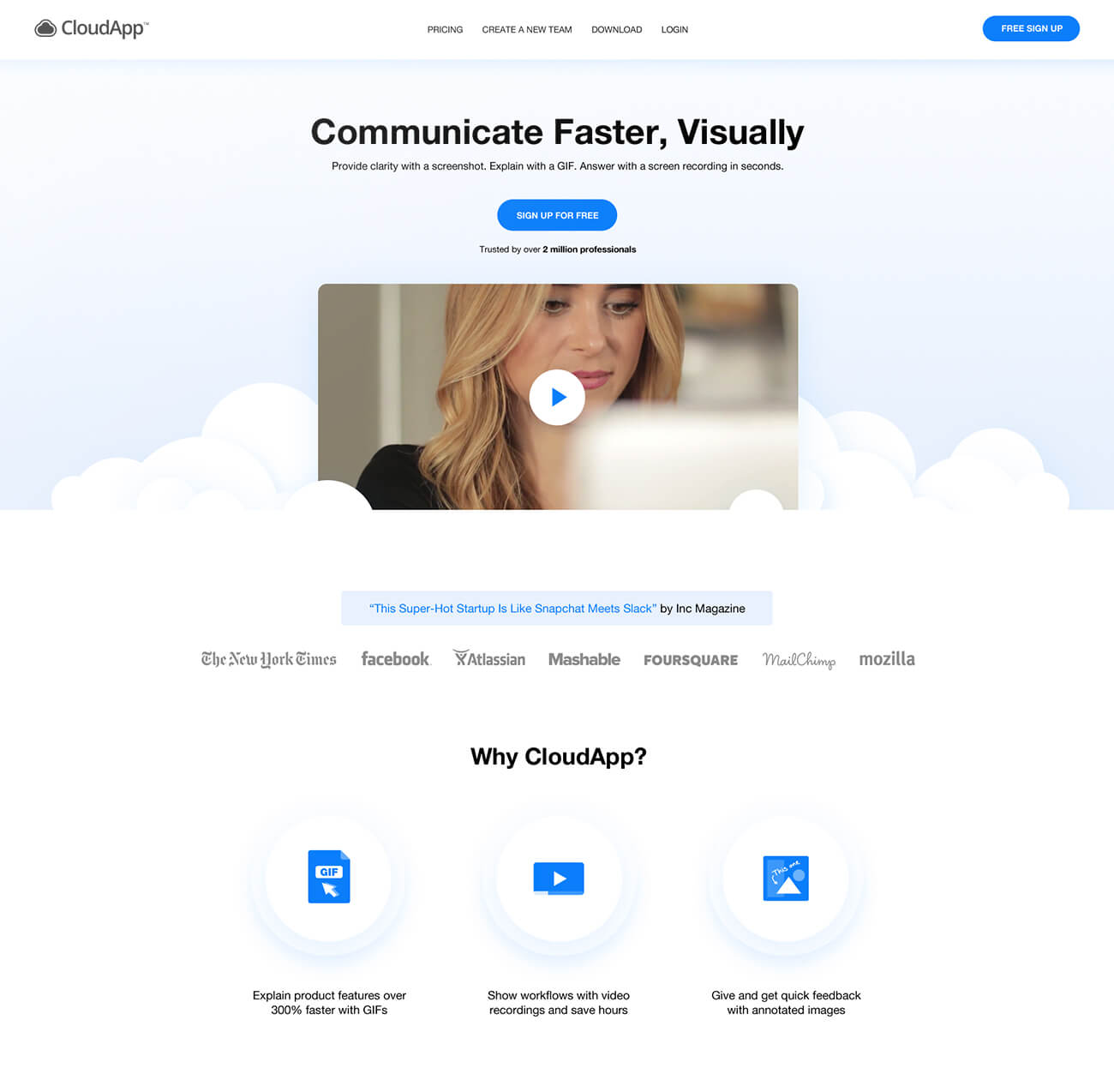 Finsweet CloudApp website branding feature for web design