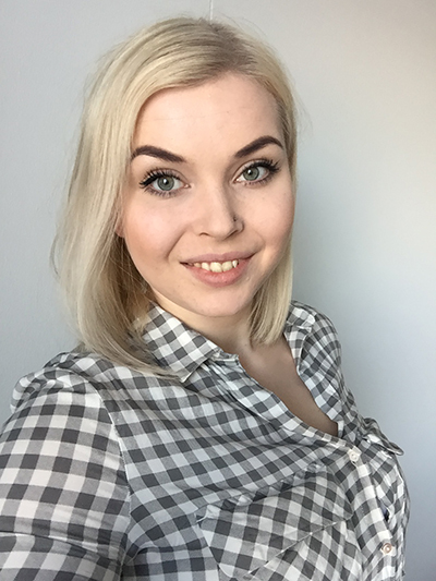 Suvi Heinakoski, Account Manager