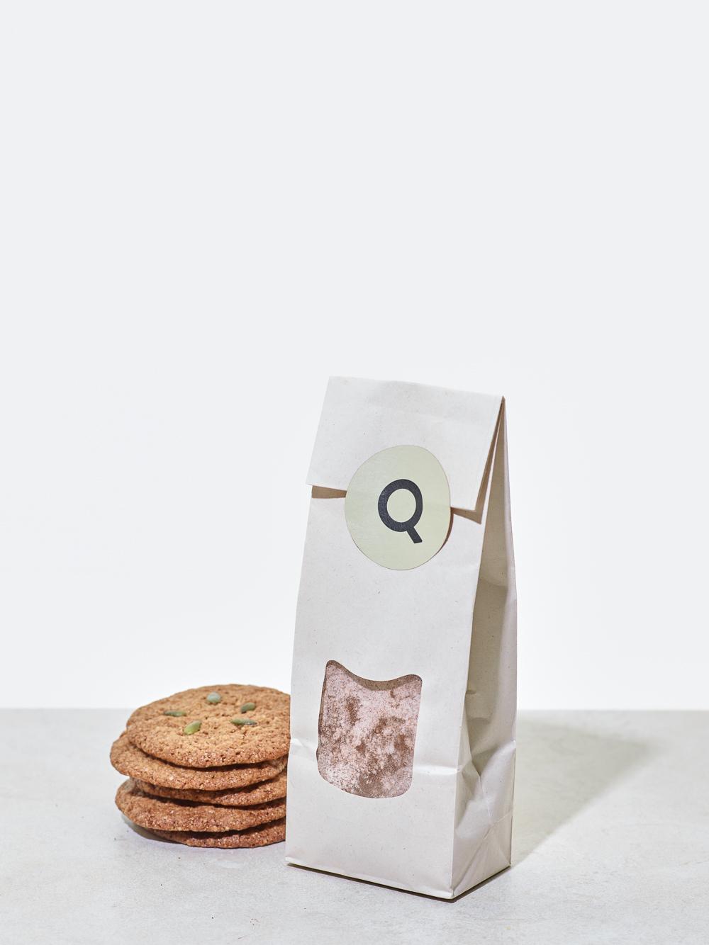 Bakmix pepparcookies
