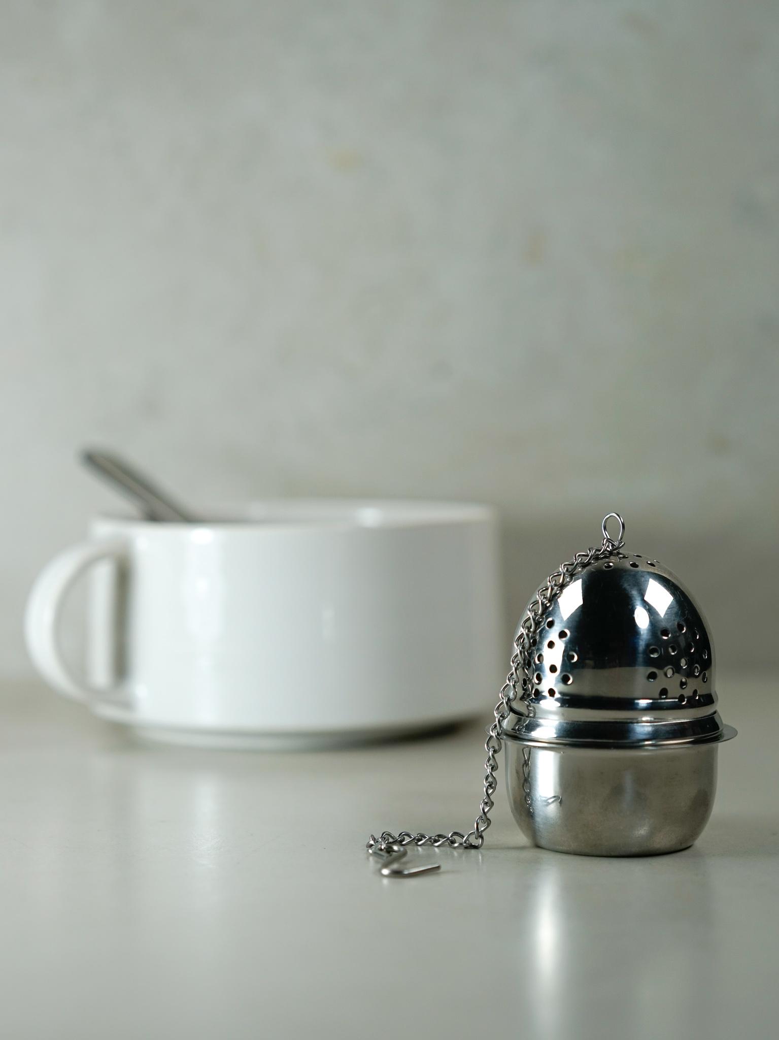 Tekula med kopp