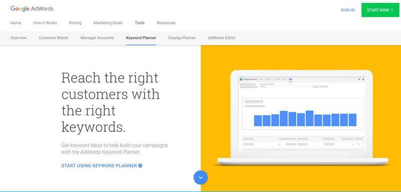 Googley Adwords Dashboard screenshot