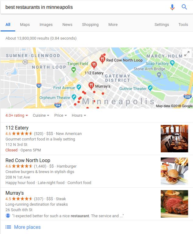 best restaurants in minneapolis