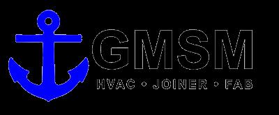 General and Marine Sheet Metal logo