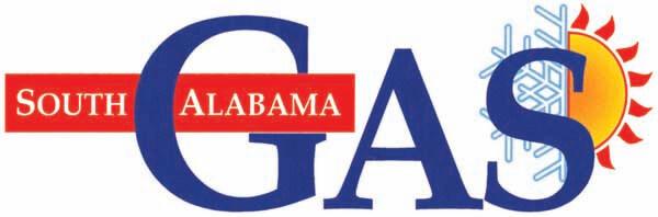 South Alabama Gas Logo