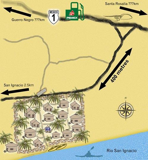 Map of Ignacio Springs