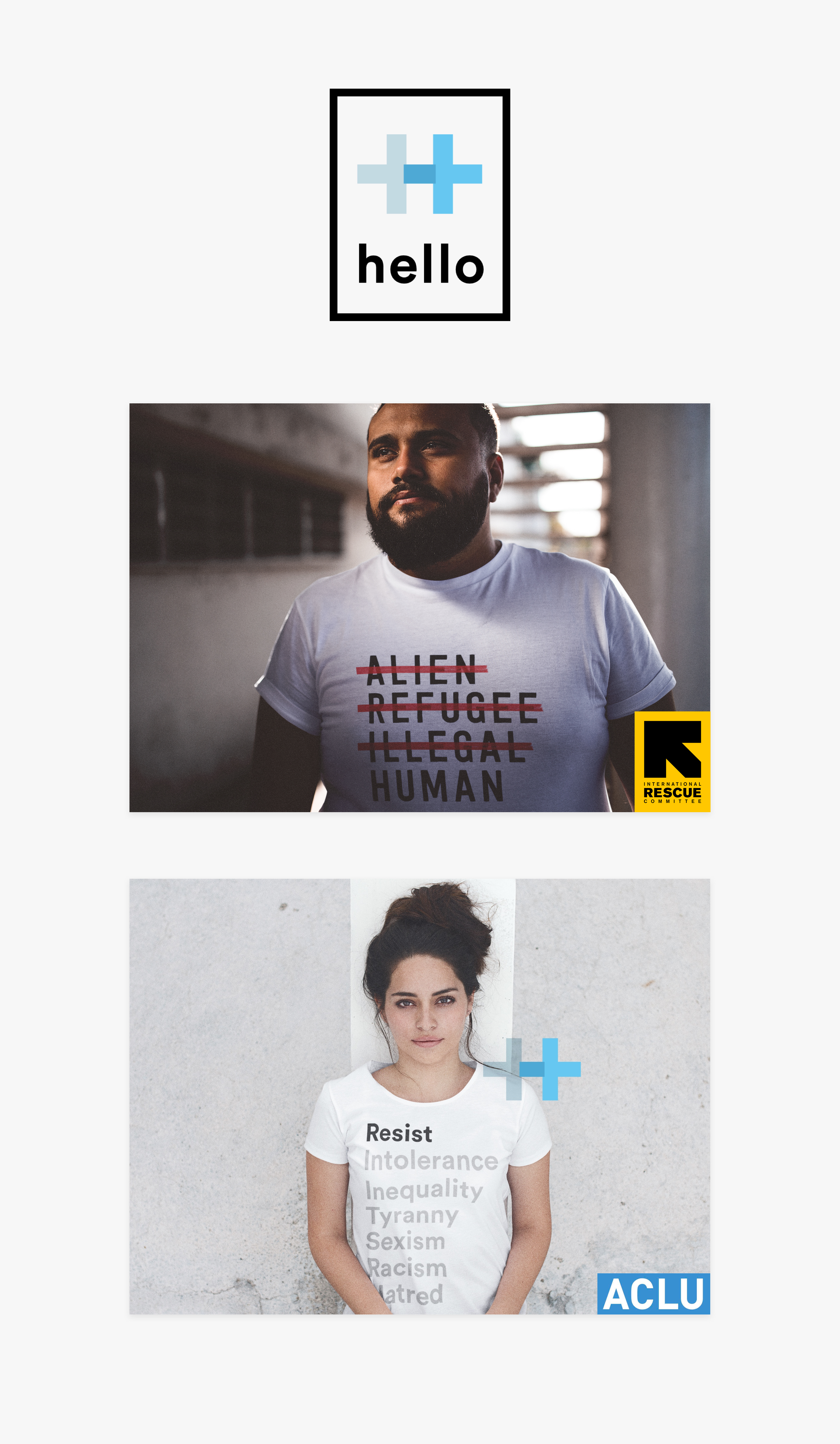 Apparel for changemakers
