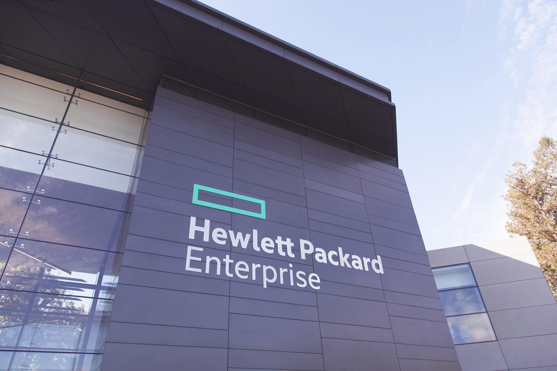 HPE Labs Building