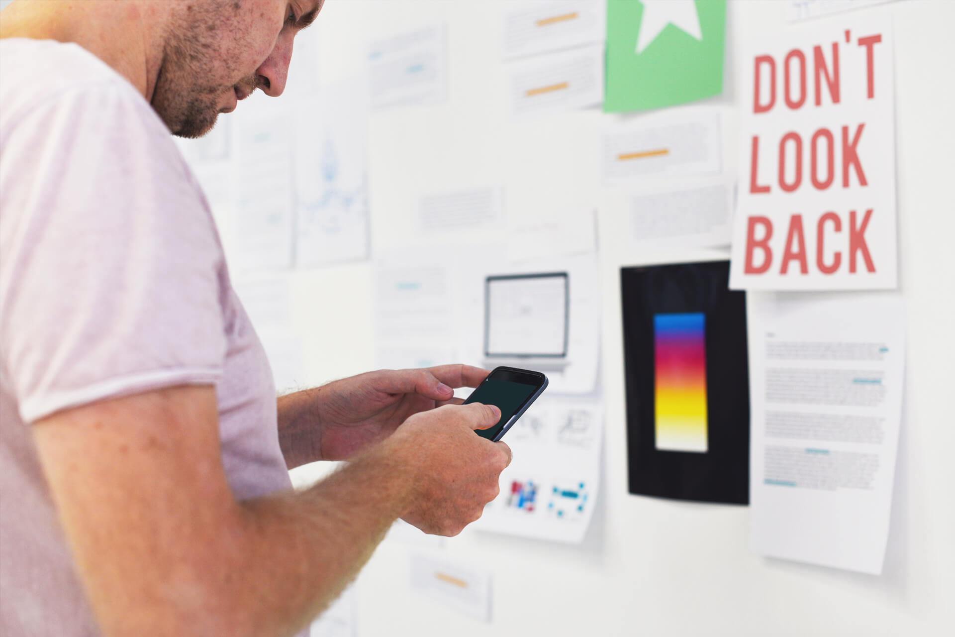 Testing Website Apps in a Design Studio
