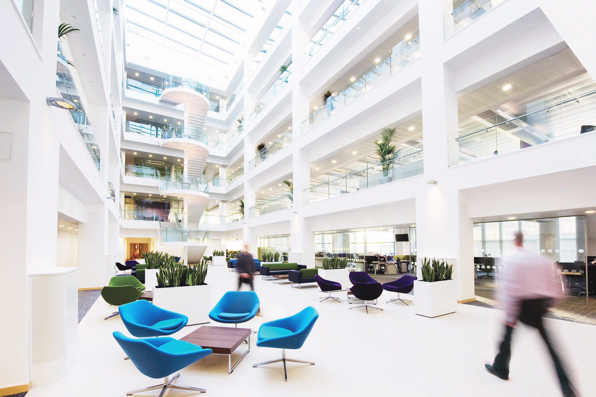 hargreaves lansdown Office building
