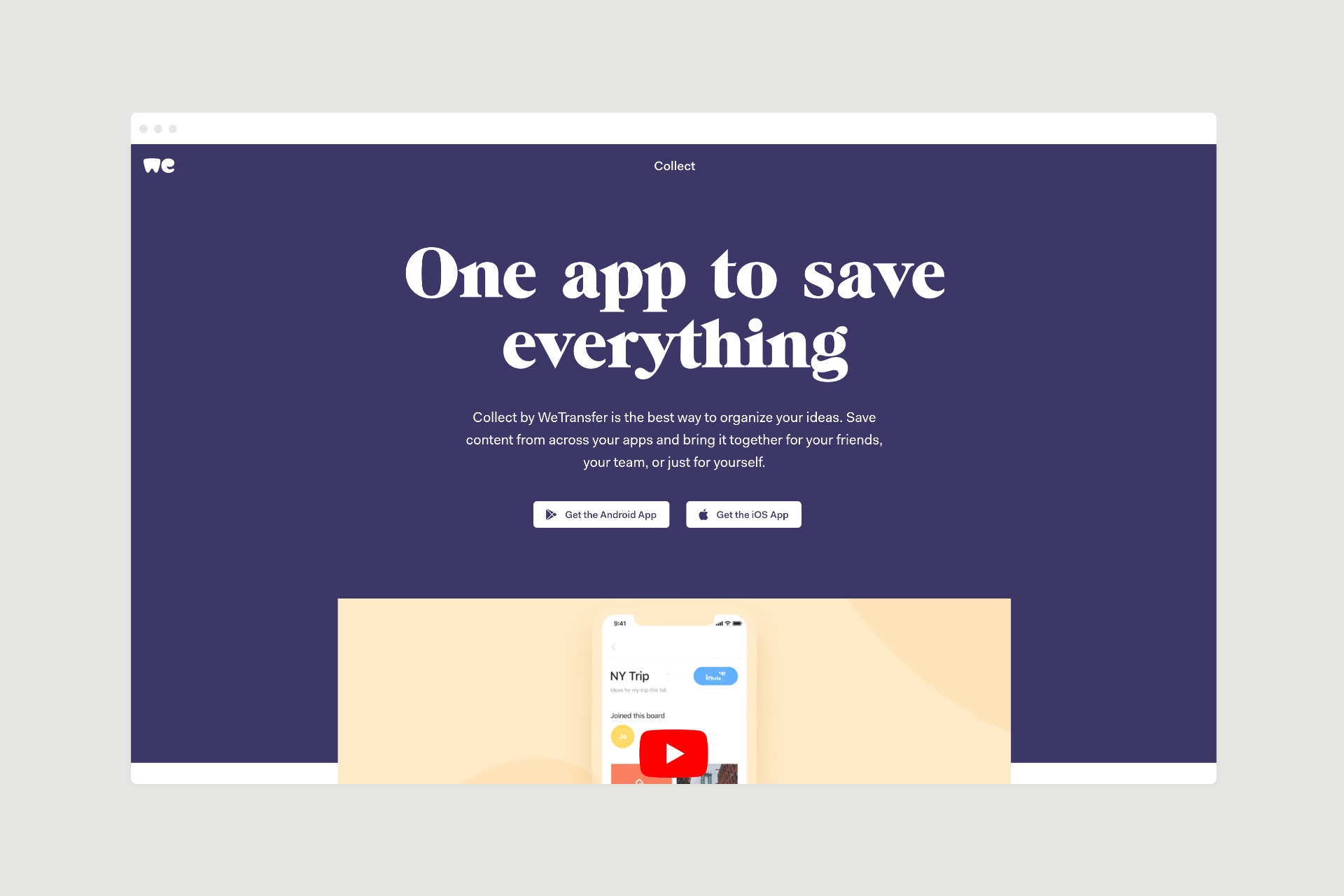 Do traditional landing pages work for tech companies?