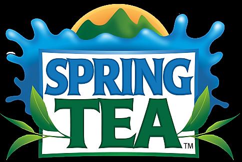 spring tea logo