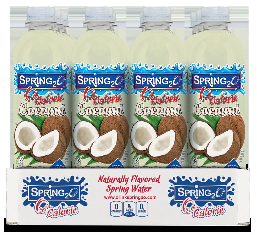 Spring2o coconut