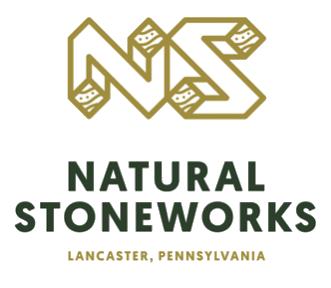 natural stoneworks lancaster pa logo