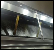 Oasis Exhaust provides Kitchen Exhaust Hood Cleaning service