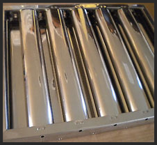 Oasis Exhaust provides Grease Hood Filter installation