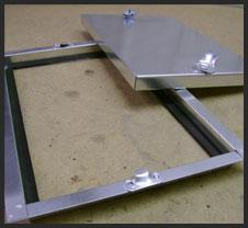 Oasis Exhaust provides Duct Access Door installation