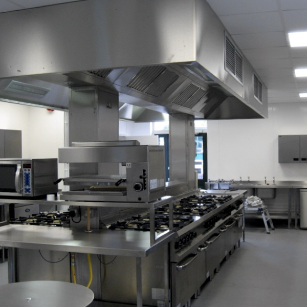 Complete Hood Cleaning Services For Commercial And Industrial Kitchens  Throughout The Inland Empire.