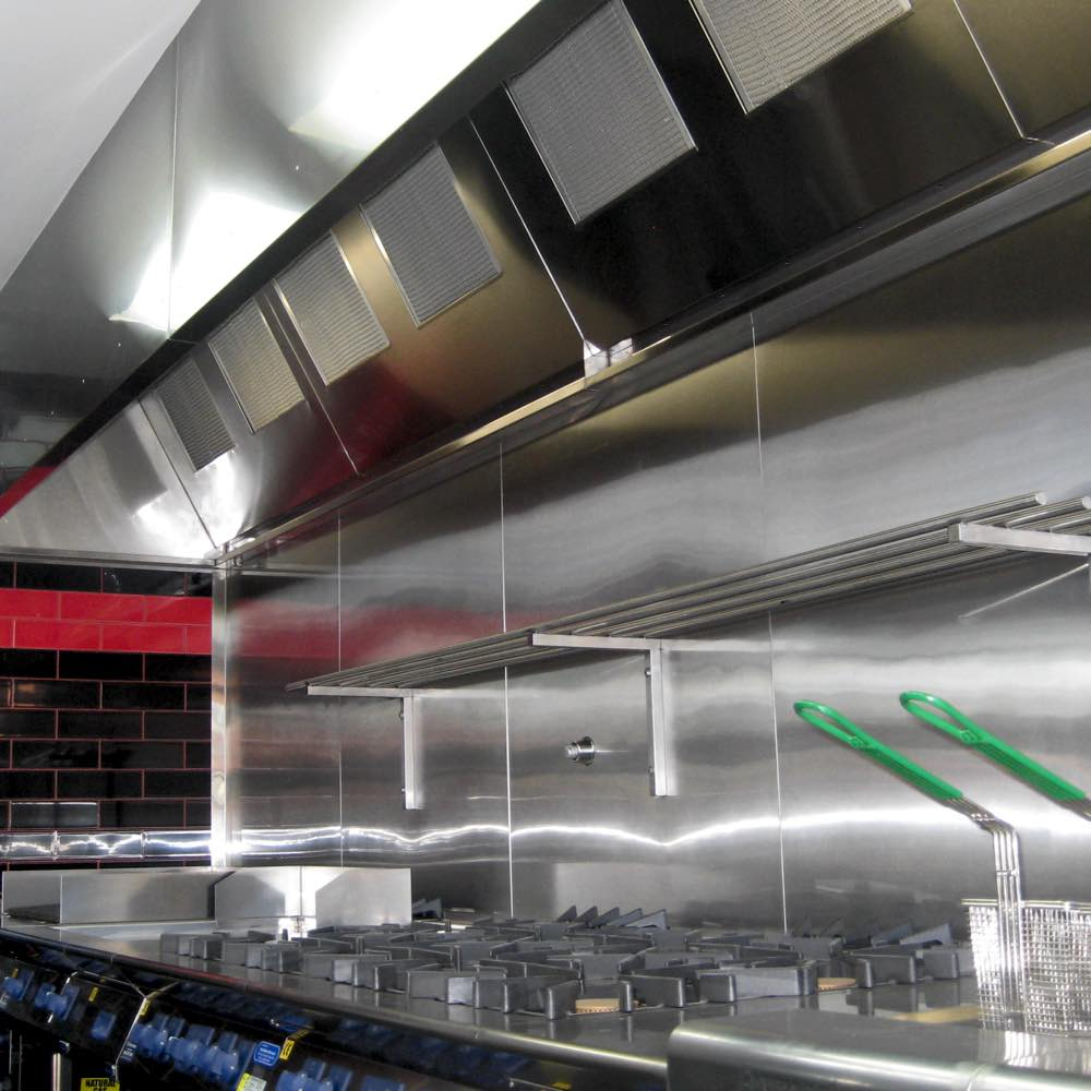 Beau Cut Fire Risk In Your Kitchen And Roof Areas. Restaurant Hood Cleaning  Service ...