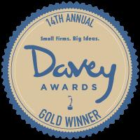 Davey Awards Gold Winner
