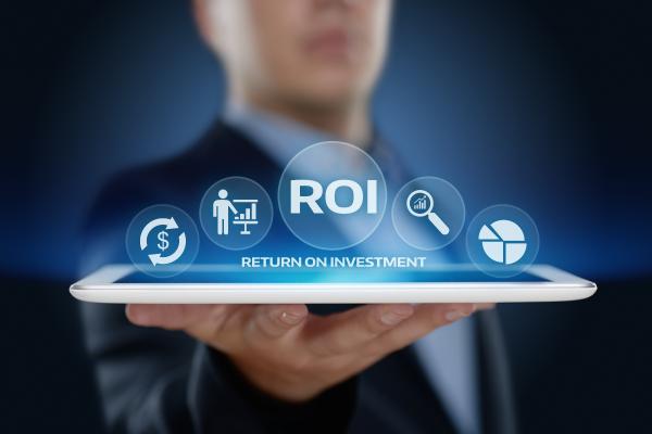 ROI Return on Invest DIGIT4U