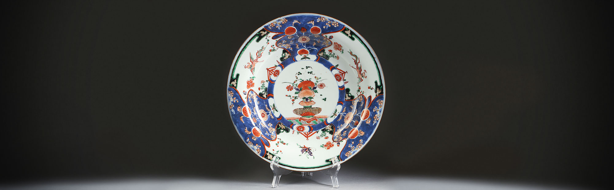 Kangxi and other Porcelain from an American Collector
