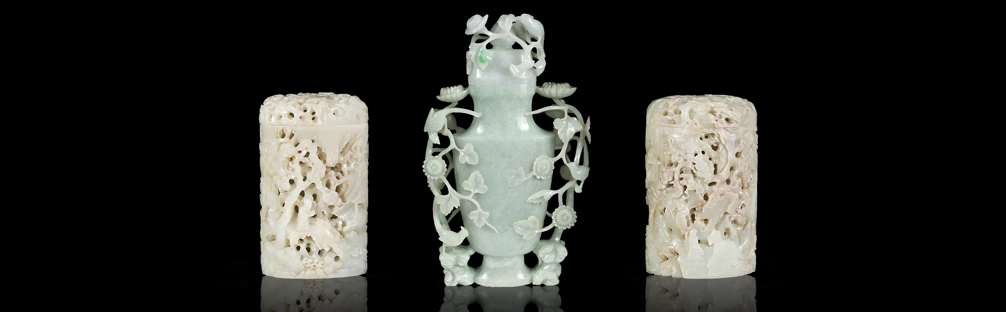 Chinese Jade and Other Carvings from an American Collector