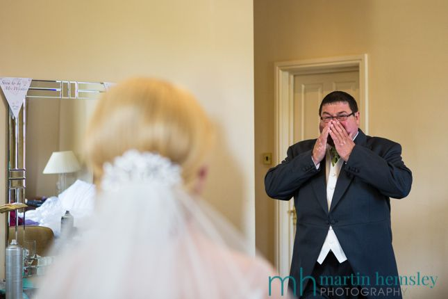 Expressions during the wedding day - Warwickshire Wedding Photography