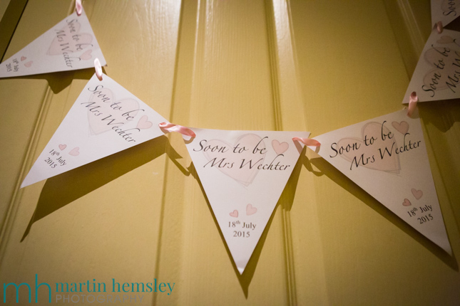 Becky & Karl 'Sneak Peek' - Ansty Hall Wedding Photography
