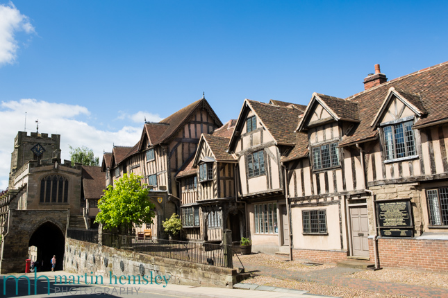 Hania & Chris Lord Leycester Hospital - Warwick Wedding Photography