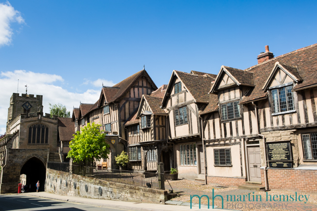 Lord Leycester Hospital Wedding Venue - Warwick