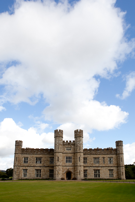 Leeds Castle, Kent - Wedding Venue