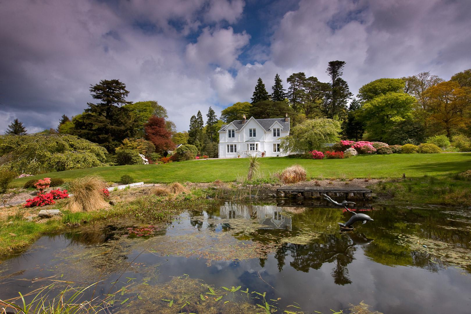 Druimneil House & Gardens
