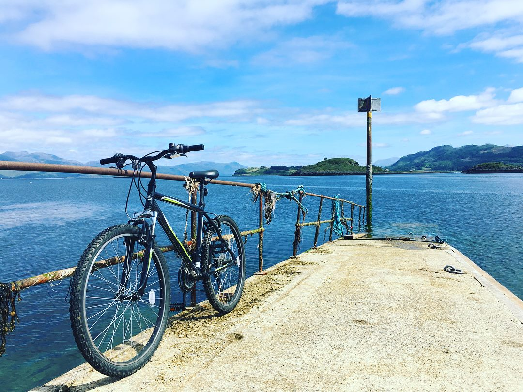 Isle of Lismore Bike Hire