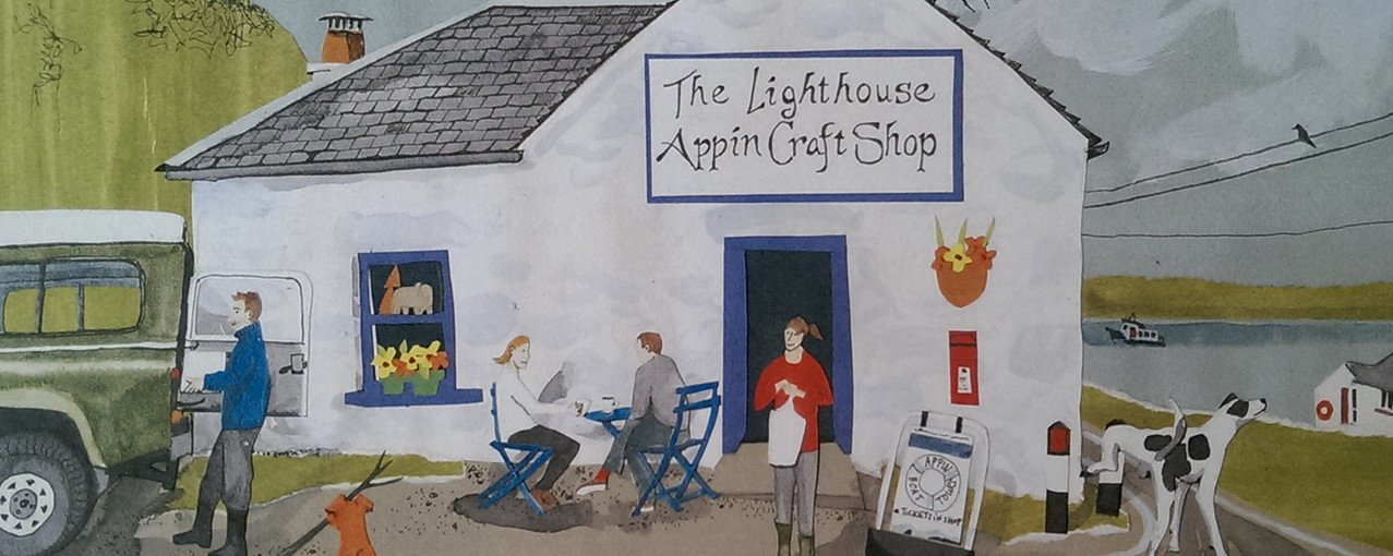 Appin Craft Shop - The Lighthouse