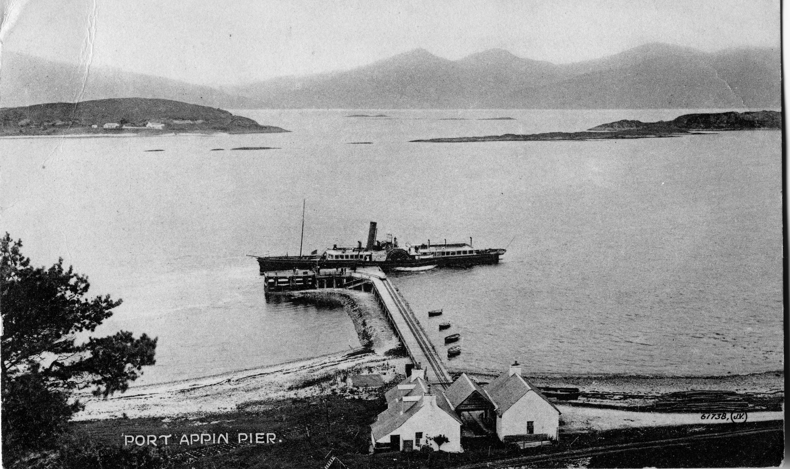 Appin of Yesteryear