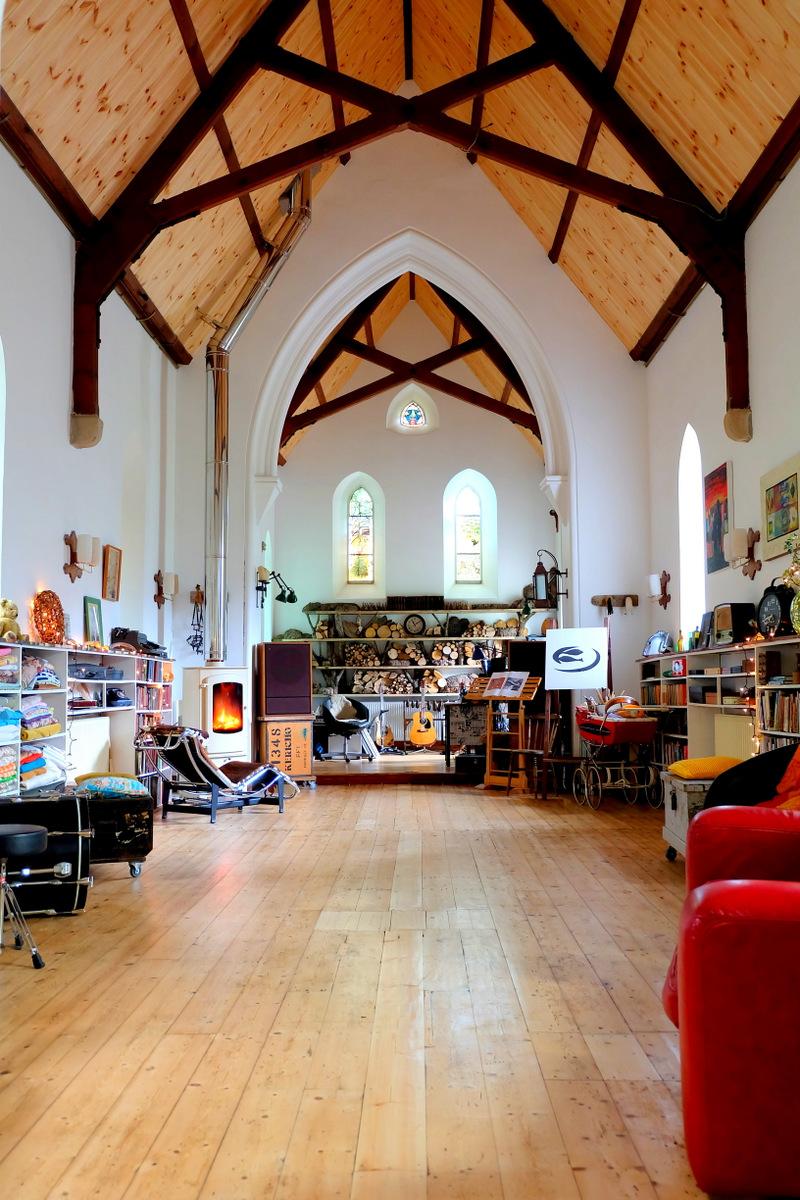 St Mary's Space Recording Studio
