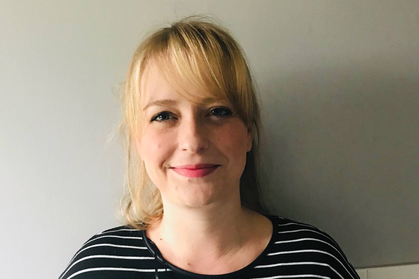 A warm welcome to our new Community Transport coordinator, Clare Hunt