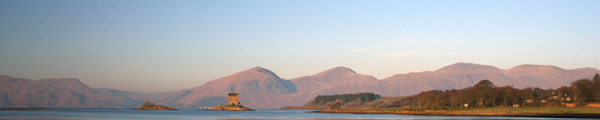 Information for visitors to Appin