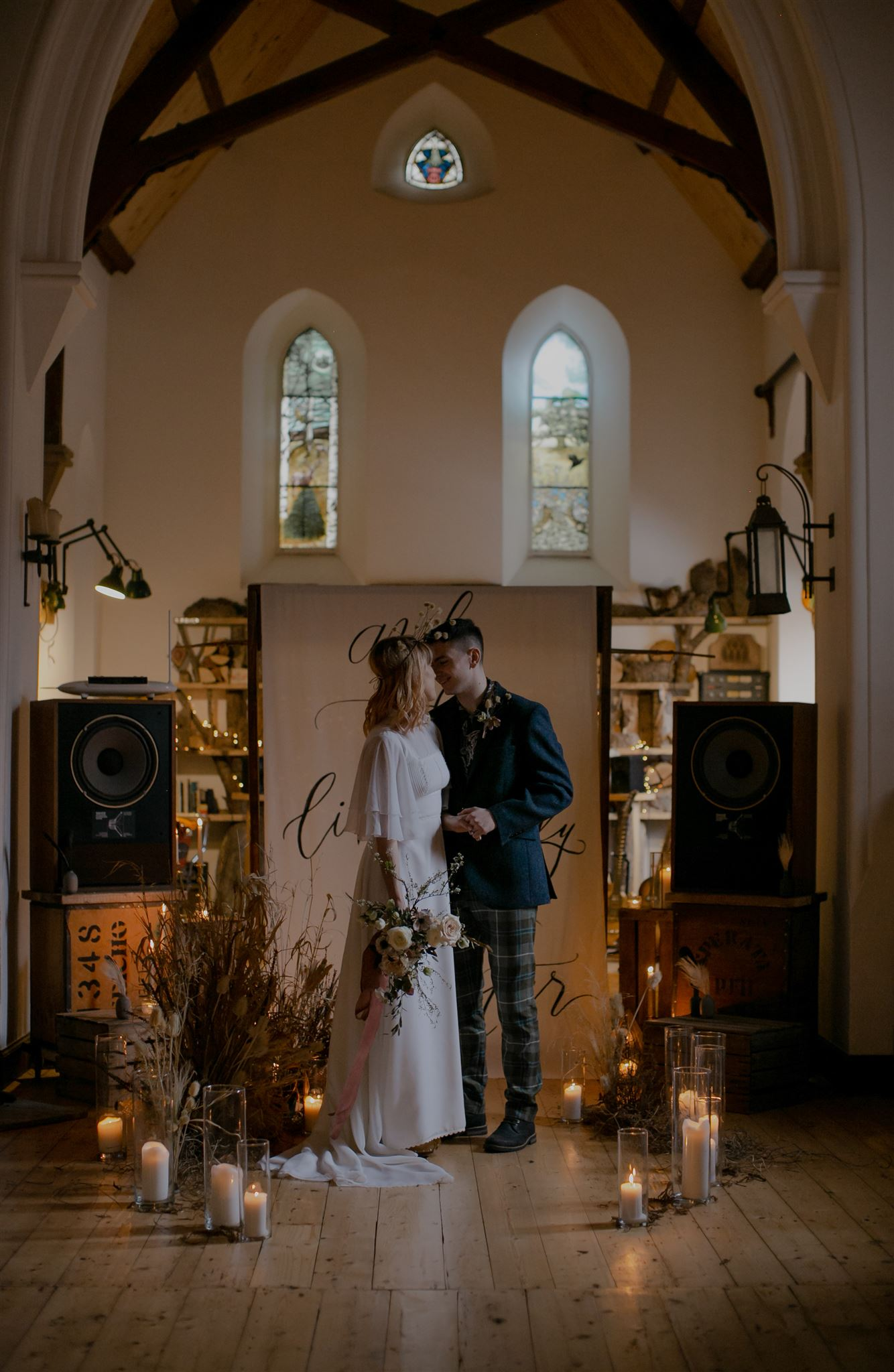 St Mary's Wedding Space