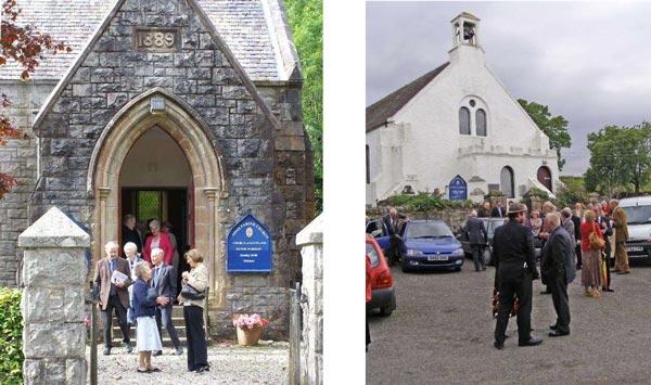 Appin Parish Church vacancy