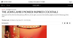 The New Yorker - The John Lamb
